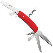 Swiza D07 Zwitsers zakmes, rood