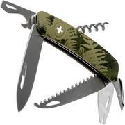 Swiza TT05 Tick Tool, Schweizer Taschenmesser mit Zeckenwerkzeug, kaki