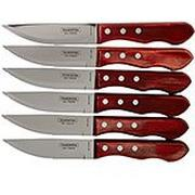Tramontina Churrasco set de 6 couteaux à steak Jumbo, 29899-164