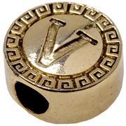 Spartan Blades Shield Bead