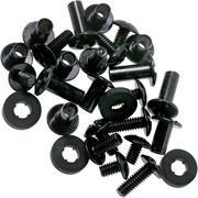 UltiClip 30 Pc. Combo Head Screw Kit, jeu de vis