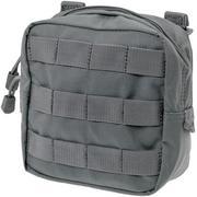 5.11 6x6 pouch, storm-grijs