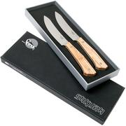 Viper Sakura set de couteaux à steak, 2 pièces 11.5 cm, VT7506-02UL