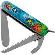 Victorinox My First Victorinox, Delfin Edition 0.2373.E1 Taschenmesser für Kinder