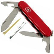 Victorinox Recruit, coltellino svizzero, rosso