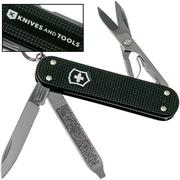 Victorinox Classic Alox Black 0.6221-23R4.KTE1 Knivesandtools Edition, Swiss pocket knife