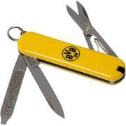 Victorinox Classic SD BVB Borussia Dortmund yellow 0.6223.8BVBB1 Swiss pocket knife