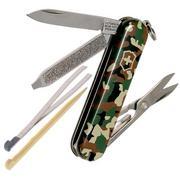 Victorinox Classic, coltellino svizzero, mimetico