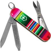 Victorinox Classic SD Mexican Zarape Limited Edition 2021 0.6223.L2101 Zwitsers zakmes