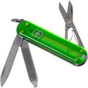 Victorinox Classic SD Translucent Colours, Green Tea 0.6223.T41G Swiss pocket knife