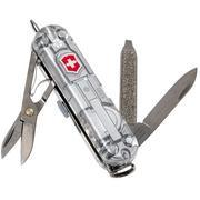 Victorinox Signature Lite transparant zilver 0.6226.T7 Zwitsers zakmes