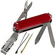 Victorinox Nail Clip 580 rood 0.6463 Zwitsers zakmes