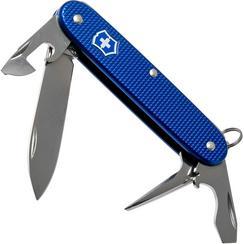 Victorinox Pioneer Alox Blue 0.8201.22R4.KTE1 Knivesandtools Edition, Schweizer Taschenmesser