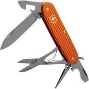 Victorinox Pioneer X Alox Tiger Orange Limited Edition 2021 0.8231.L21 Swiss pocket knife