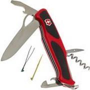 Victorinox Rangergrip 61 rouge-noir 0.9553.MC couteau suisse