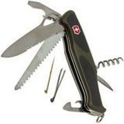 Victorinox RangerGrip 179 vert-noir 0.9563.MWC4 couteau suisse