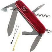 Victorinox Spartan rood transparant 1.3603.T Zwitsers zakmes