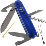 Victorinox Spartan, Schweizer Taschenmesser, transparent blau