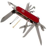 Victorinox Ranger, Swiss pocket knife, red
