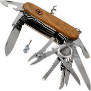Victorinox SwissChamp, Schweizer Taschenmesser, Holz 1.6791.63