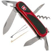 Victorinox EvoGrip S101, Schweizer Taschenmesser, rot/ schwarz