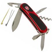 Victorinox EvoGrip 10 rouge-noir 2.3803.C couteau suisse
