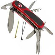 Victorinox EvoGrip 14 rouge-noir 2.3903.C couteau suisse