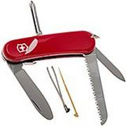 Victorinox Junior 09, Schweizer Taschenmesser, rot
