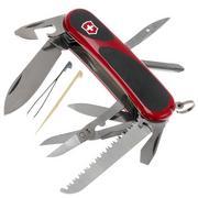 Victorinox EvoGrip 18 rouge-noir 2.4913.C couteau suisse