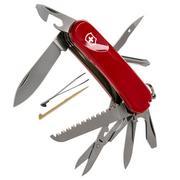 Victorinox Evolution 18, Swiss pocket knife, red
