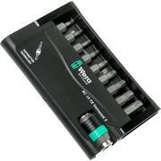 Wera Bit-Check 10 TX Universal 2, coffret d'embouts torx 10 pièces, 5057115001