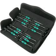Wera Kraftform Micro, coffret de tournevis 12 pièces, 5073675001