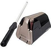 Work Sharp Culinary E5 aiguiseur à couteaux avec fusil à aiguiser