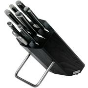 Wüsthof Classic Ikon 8-piece knife set black, 1090370801