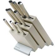Wüsthof Classic Ikon Crème ensemble de couteaux, 9 pièces, 1090470901