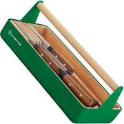 Wüsthof Urban Farmer Tool Basket incl. four knives, 1095270401