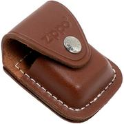 Zippo Lighter Pouch With Clip LPCB-000001, brown