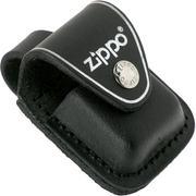 Zippo Lighter Pouch With Loop LPLBK-000001, black