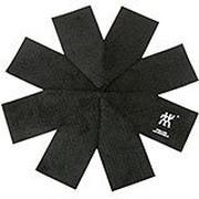 Zwilling Twin Specials pannenbeschermer zwart 40 cm, 40990-010